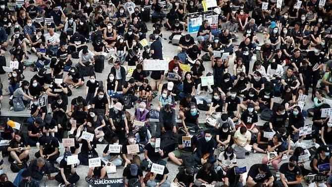 Mỹ đưa ra cảnh báo du lịch đối với Hong Kong - ảnh 1