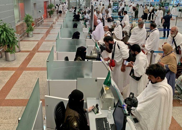 Hàng triệu tín đồ Hồi giáo khắp thế giới hành hương về Mecca - ảnh 4