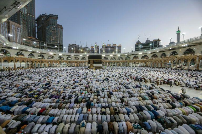 Hàng triệu tín đồ Hồi giáo khắp thế giới hành hương về Mecca - ảnh 2