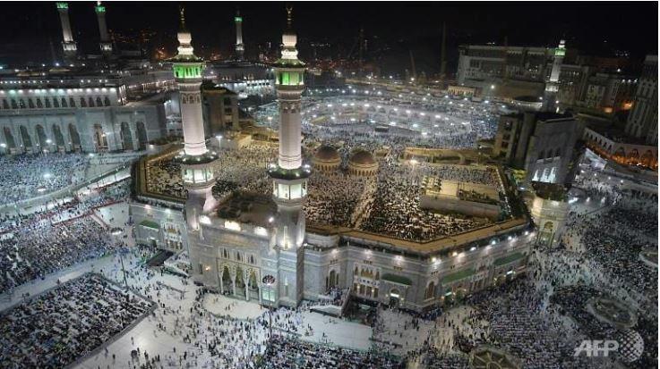 Hàng triệu tín đồ Hồi giáo khắp thế giới hành hương về Mecca - ảnh 1