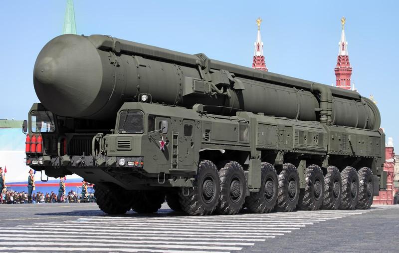 Nga tuyên bố không có đối thủ trong cuộc đua vũ khí hạt nhân  - ảnh 1