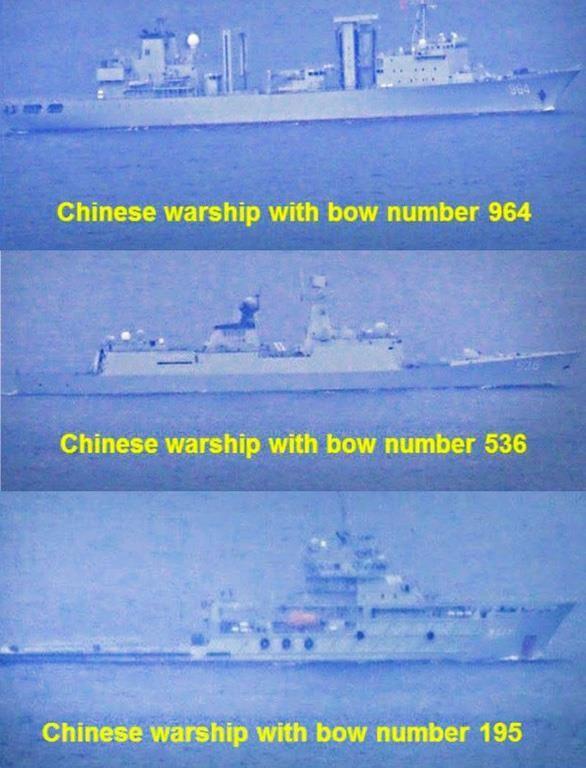Philippines: Tàu chiến Trung Quốc là 'mối đe dọa an ninh' - ảnh 1