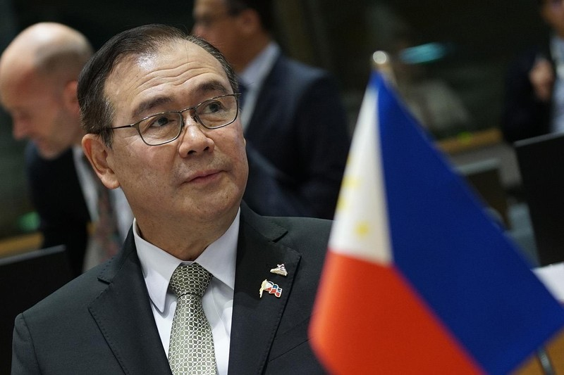 Philippines sắp gửi công hàm phản đối tàu Trung Quốc xâm phạm - ảnh 1