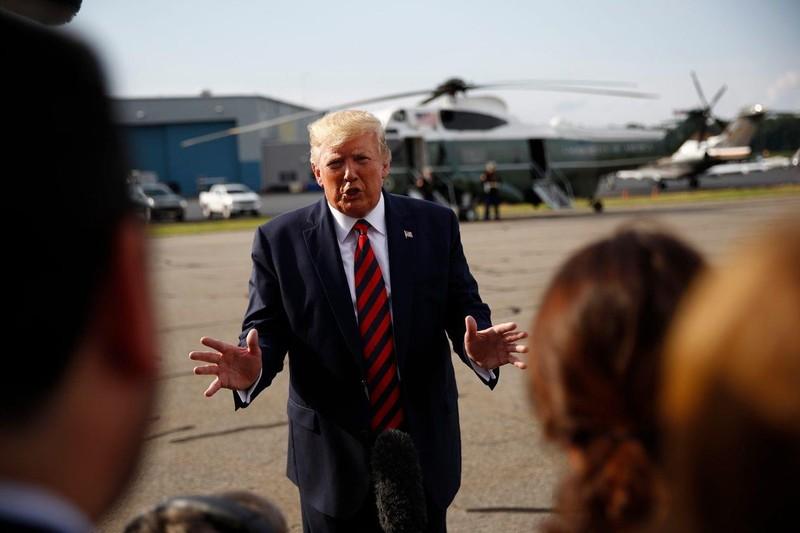 Ông Trump: 'Mỹ không muốn làm ăn với Huawei' - ảnh 1