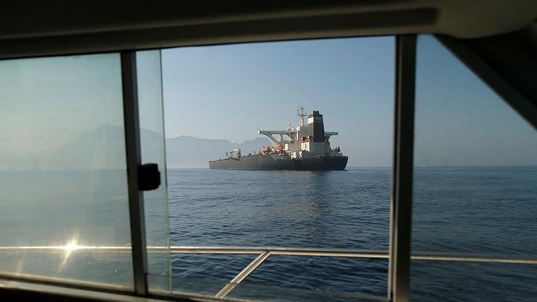 'Quốc gia hỗ trợ tàu dầu Iran là tiếp tay cho khủng bố' - ảnh 1