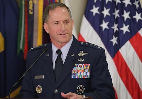 Tướng không quân Mỹ lên tiếng về Trung Quốc ở biển Đông - ảnh 1