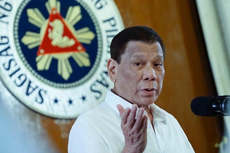 Ông Duterte sẽ 'nói chuyện' với ông Tập về phán quyết của tòa - ảnh 1