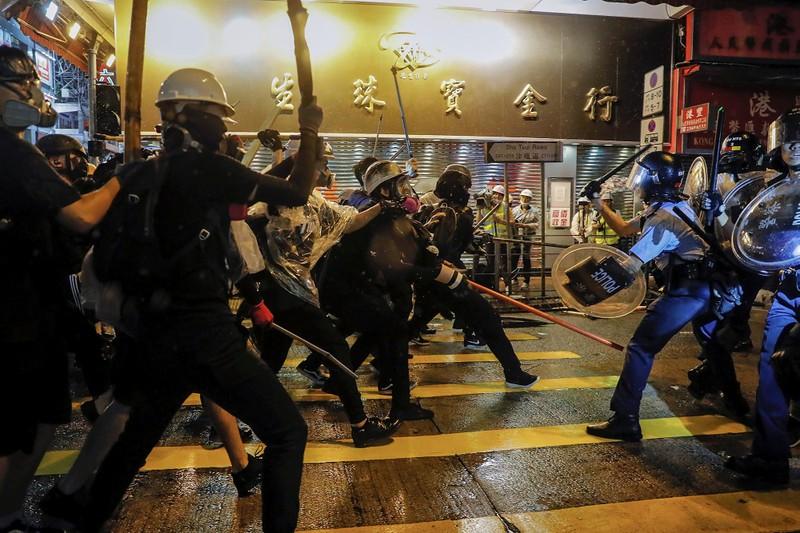 'Biểu tình Hong Kong là khủng hoảng lớn nhất từ trước đến nay' - ảnh 1