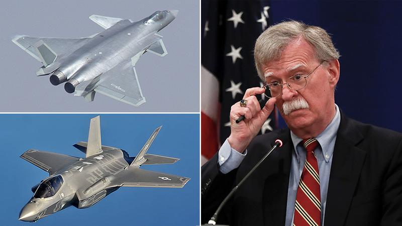 Cố vấn Mỹ nói Trung Quốc 'trộm' F-35 - ảnh 1