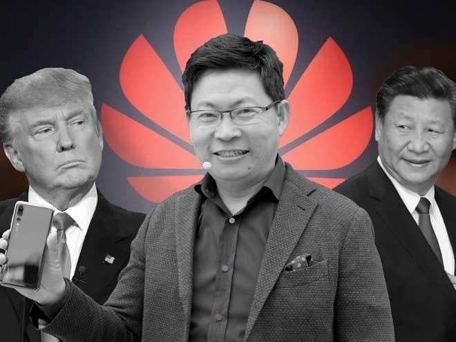 Hơn 130 công ty Mỹ bị cấm bán hàng cho Huawei - ảnh 1