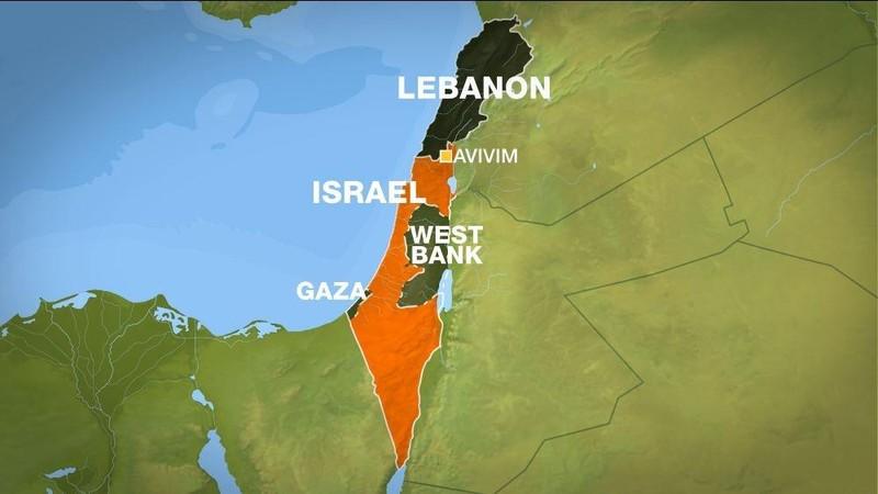 Israel và Hezbollah không kích dữ dội gần biên giới Lebanon - ảnh 1