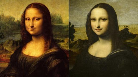 Có một nàng 'Mona Lisa' thứ hai? - ảnh 1