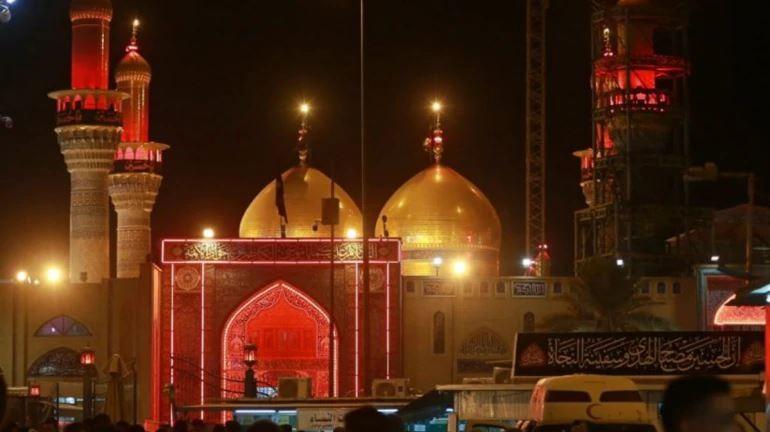 Giẫm đạp tại đền thờ Hồi giáo Iraq, hàng chục người chết - ảnh 2