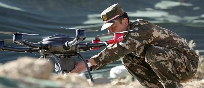 Philippines: Trung Quốc muốn ngăn bên thứ ba ra vào biển Đông - ảnh 2