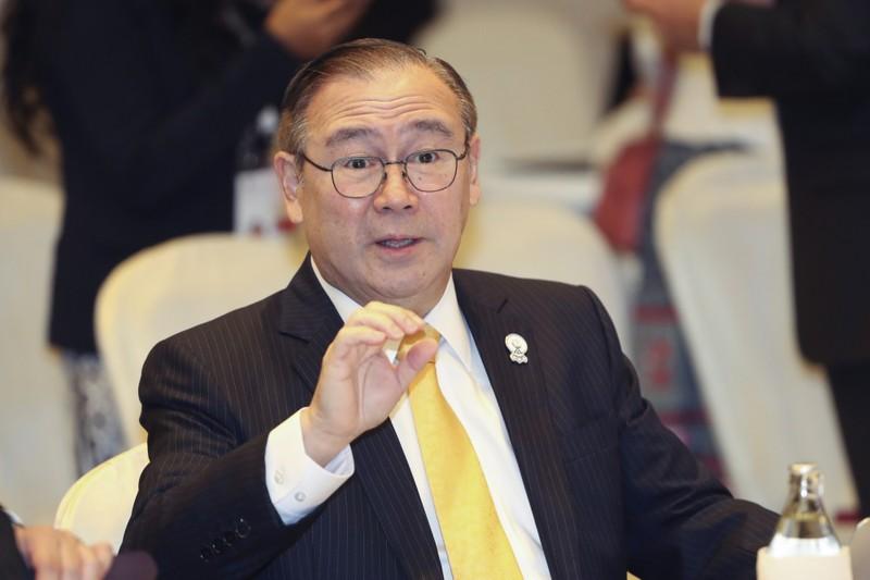 Philippines: Trung Quốc muốn ngăn bên thứ ba ra vào biển Đông - ảnh 1