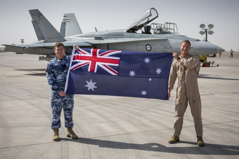 Nhật - Úc lần đầu diễn tập không quân chung  - ảnh 1