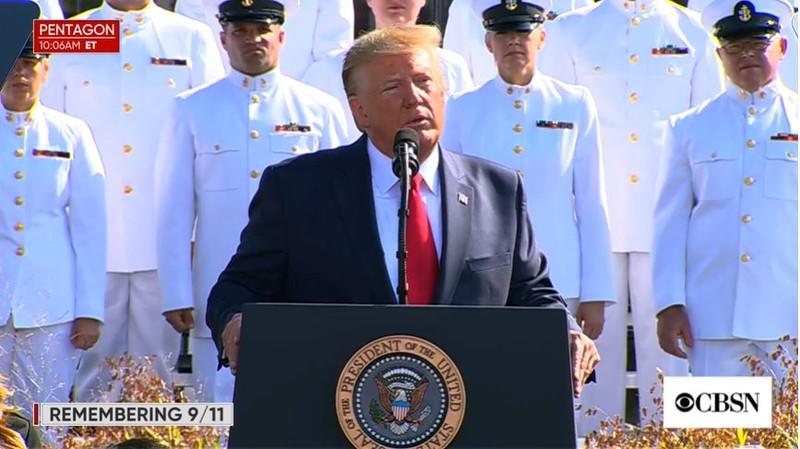 Ông Trump thề sẽ đánh mạnh vào Taliban hơn bao giờ hết - ảnh 2