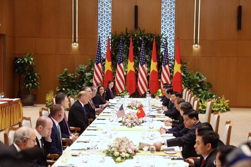 Tổng thống Trump ngỏ ý về thượng đỉnh Mỹ-Triều lần ba - ảnh 2