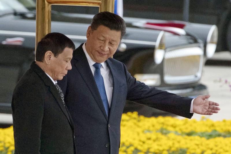 'Ông Duterte không có quyền bỏ phán quyết biển Đông' - ảnh 1