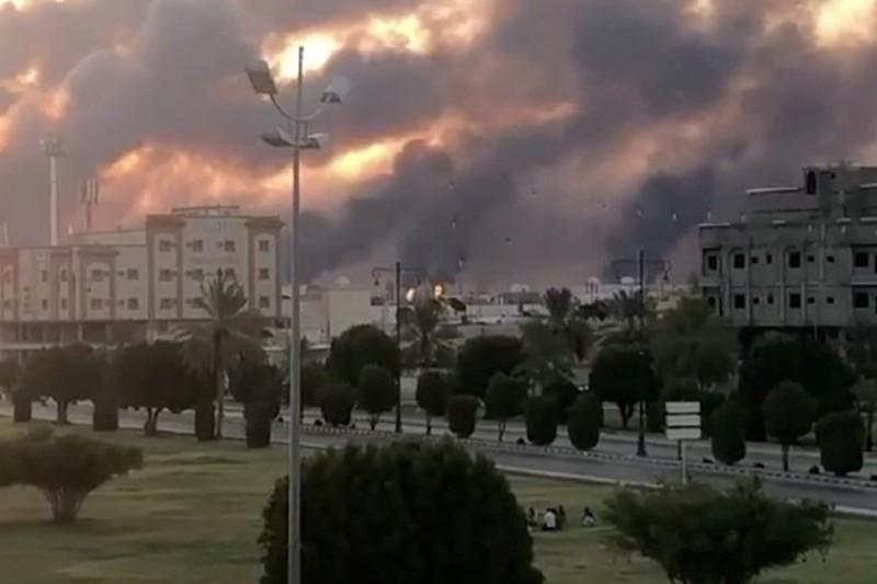 Mỹ tố Iran đứng sau vụ tấn công nhà máy dầu của Saudi Arabia  - ảnh 1