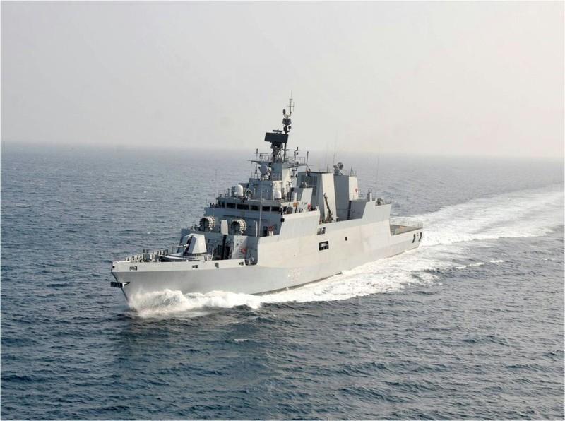 Ấn Độ - Malaysia tham gia diễn tập hàng hải chung ở biển Đông - ảnh 1