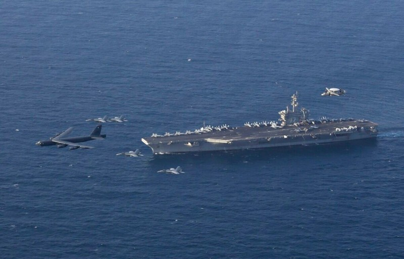 Iran tuyên bố sẵn sàng chiến tranh, đặt Mỹ vào tầm tên lửa - ảnh 1