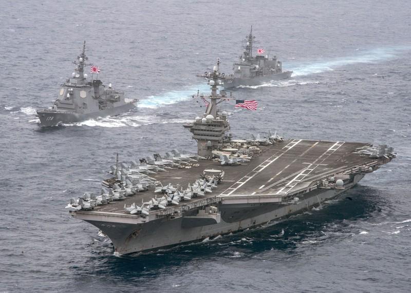 Biển Đông: Mỹ tăng cường nỗ lực kiềm chế Trung Quốc  - ảnh 1