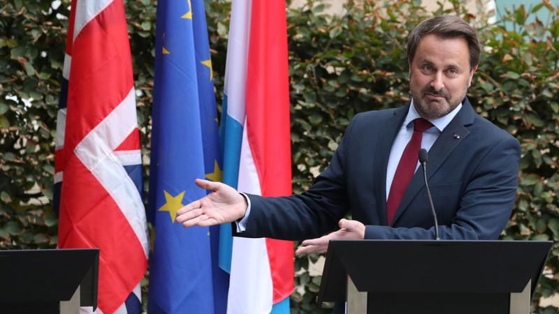 Thủ tướng Anh Boris Johnson bị thủ tướng Luxembourg chế diễu - ảnh 1