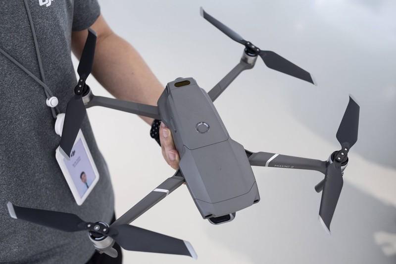 Nghị sĩ Mỹ muốn cấm sử dụng UAV Trung Quốc - ảnh 1