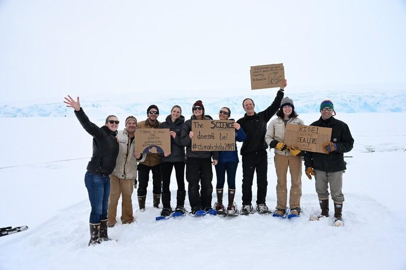 185 nước tham gia biểu tình chống biến đổi khí hậu - ảnh 2
