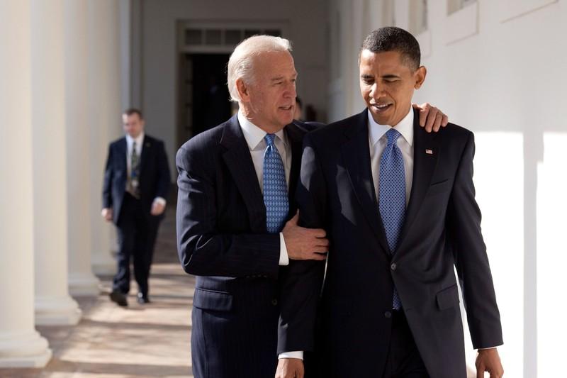 Ông Trump giục Ukraine điều tra con trai đối thủ Joe Biden - ảnh 1