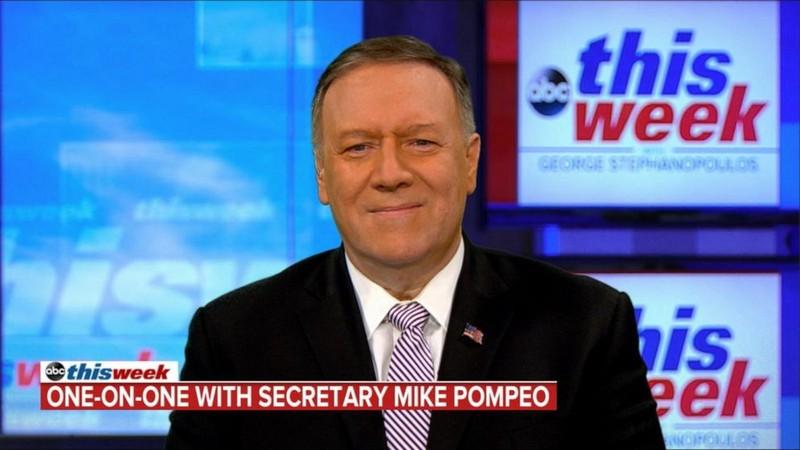 Mỹ nhấn mạnh giải quyết vấn đề Iran bằng con đường ngoại giao - ảnh 1