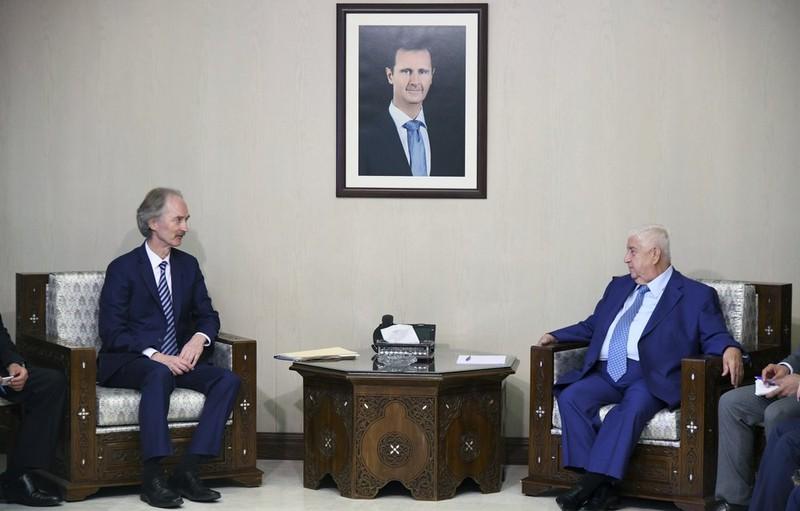 Thành lập Hội đồng hiến pháp, triển vọng hòa bình cho Syria - ảnh 1