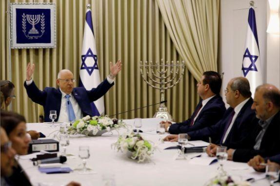 Israel thành lập chính phủ đoàn kết, thủ tướng sẽ luân phiên? - ảnh 1