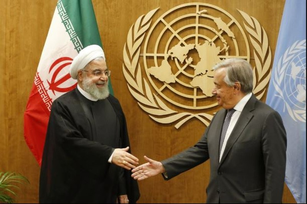 Iran: 'Trung Đông nên là hàng xóm của nhau, không phải với Mỹ' - ảnh 2