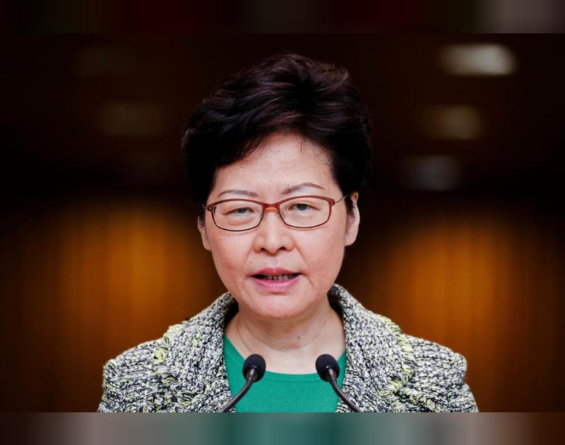 Lãnh đạo Hong Kong lần đầu đối thoại với người biểu tình - ảnh 1