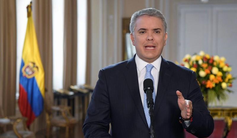Colombia sẽ cập nhật hồ sơ cáo buộc Venezuela tài trợ khủng bố - ảnh 1
