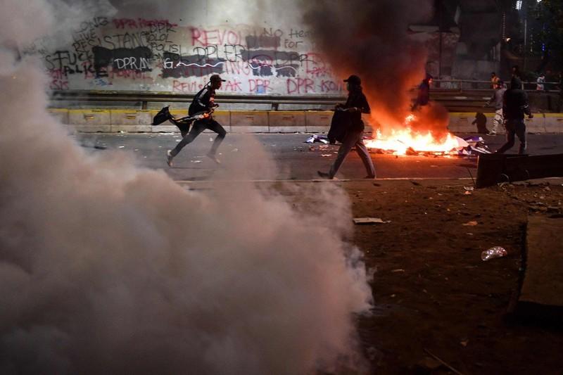 Indonesia: Hai người thừa nhận chế bom xăng tấn công người Hoa - ảnh 1