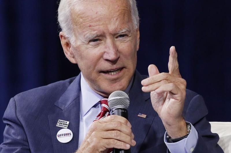 Ông Biden phản pháo ông Trump, thề đánh bại chủ nhân Nhà Trắng - ảnh 1