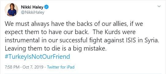Đảng Cộng hòa giận dữ sau khi ông Trump rút quân khỏi Syria - ảnh 3