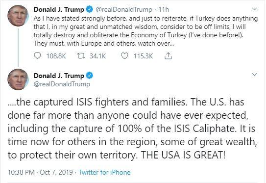 Đảng Cộng hòa giận dữ sau khi ông Trump rút quân khỏi Syria - ảnh 4