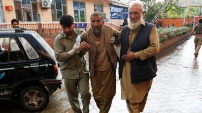 Đánh bom ở Afghanistan làm 62 tín đồ Hồi giáo thiệt mạng - ảnh 1
