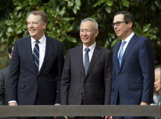 Ông Trump: 'Đàm phán Mỹ-Trung đang tiến triển tốt' - ảnh 1