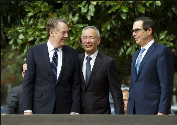 Ông Trump: 'Đàm phán Mỹ-Trung đang tiến triển tốt' - ảnh 2