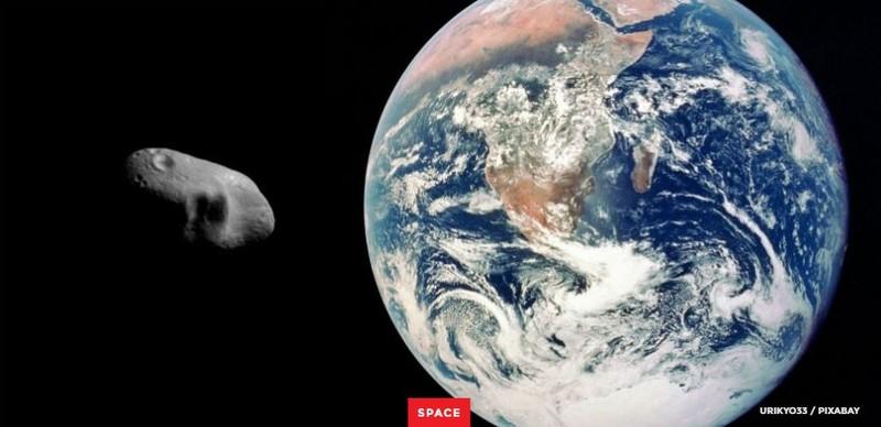 Một tiểu hành tinh sắp bay ngang Trái đất - ảnh 1