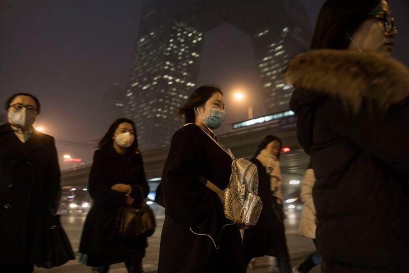 Tỉ lệ sẩy thai tăng do ô nhiễm không khí - ảnh 1