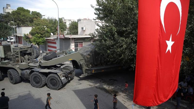 Nga: 'Thổ Nhĩ Kỳ phải hành động cẩn trọng tại Syria' - ảnh 1
