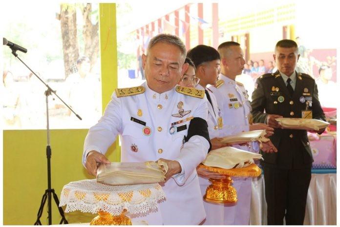 Vua Thái Lan phế truất thêm sáu cận thần hoàng gia - ảnh 1