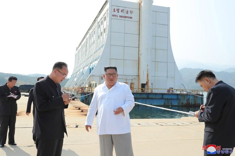 KCNA: Triều Tiên sẽ biến núi Kim Cương thành điểm đến quốc tế - ảnh 1