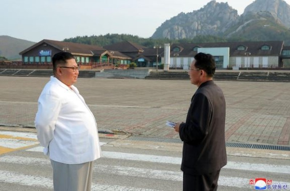 KCNA: Triều Tiên sẽ biến núi Kim Cương thành điểm đến quốc tế - ảnh 2